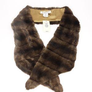 Abercrombie & Fitch Faux Fur